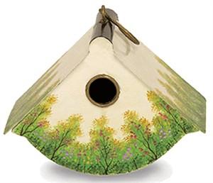 Achla Cozy Den Bird House