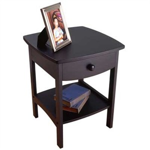 Winsome 20218 Curved accent table