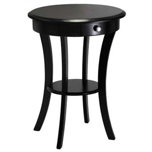 Winsome 20227 Round accent table