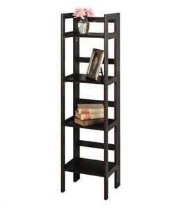 Winsome 20852 4 Tier Folding Shelf