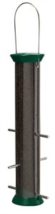 "Droll Yankees New Generation 15"" Forest Green Nyjer Seed Feeder"