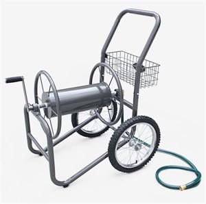 Industrial 300' Hose Reel Cart