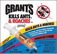Grant's Kills Ants & Roaches