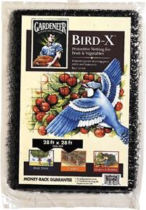 "Dalen Gardeneer 28'x28' Bird-X Net 3/4"" Mesh"