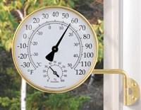 Conant Custom Brass Vermont Weather Station