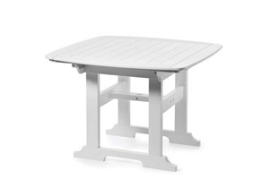 """Seaside Casual Portsmouth 42"""" Square Dining Table"""