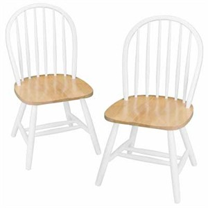 Winsome 53999 Windsor Kitchen Chairs