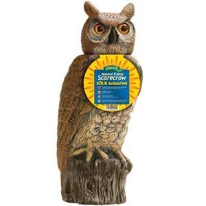 Dalen Solar Rotating Owl