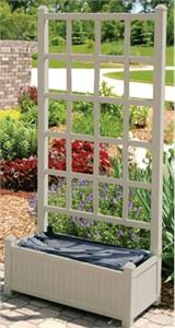 Earthbox Mocha Garden Veneer