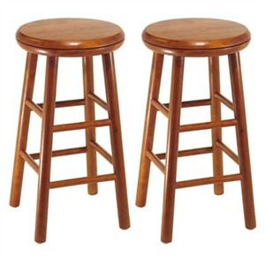 Winsome 75234 Swivel Counter Stool set of 2