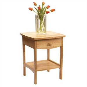 Winsome 82218 Curved night table