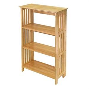 Winsome 82427 Folding Book Shelf