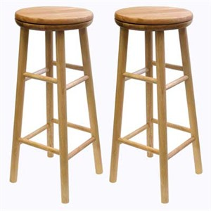 "Winsome 88830 30"" swivel stools"