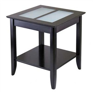 Winsome 92122 Syrah End Table