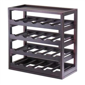 Winsome 92145 Kingston Wine Cubby