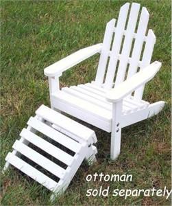 Child Size Adirondack Chair