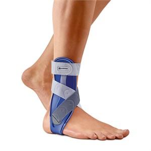 Bauerfeind MalleoLoc Titanium Stabilizing Ankle Brace