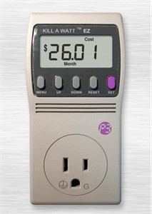 Kill A Watt EZ Electricity Cost Calculator