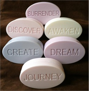 O List Aromatherapy Soap for the Journey