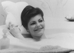Hot One Bath Pillow