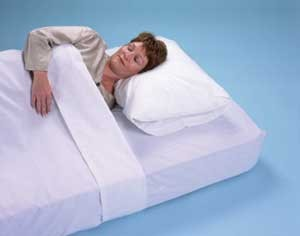 Bed sheets : hospital size