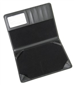 Leather Case for Blackberry Player