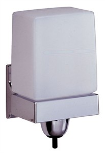Bobrick B-155  Wall Mount Commercial Soap Dispenser