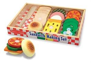 Melissa & Doug 513 Sandwich Making Set