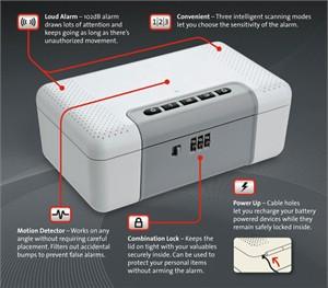 MySafe SS-POR-ENG Portable SmartSafe