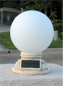 Solar Globe Light