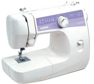 Brother LS-2125i Free Arm Sewing Machine