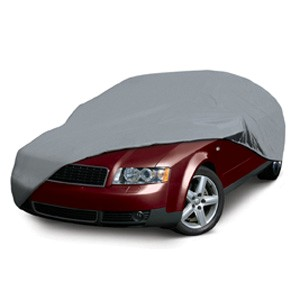 Deluxe 4 Layer Car Cover