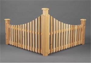 Cedar Corner Fence