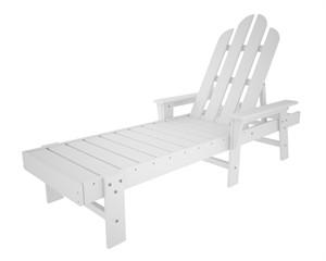 POLYWOOD ECC76 Long Island Chaise Lounge Chair