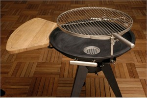 HotSpot Terrace 600 Charcoal Grill