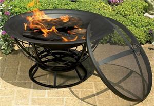 """CobraCo FB8002 30"""" Fire Bowl"""