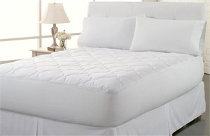 Clean & Fresh 250 Cotton Waterproof Mattress Pad