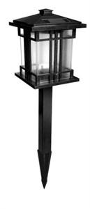 Coach Style Solar Lantern