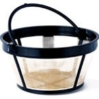 KitchenAid KPCGTF Pro Line Gold Tone Coffee Filter