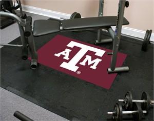Virginia Tech Team Tile Floor Mat