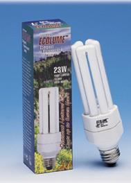 Full Spectrum Compact Fluorescent Light bulbs : 23 watt