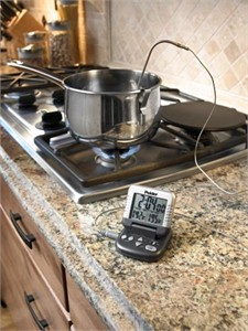 Polder Cooking Thermometer and Timer : Polder Probe 362