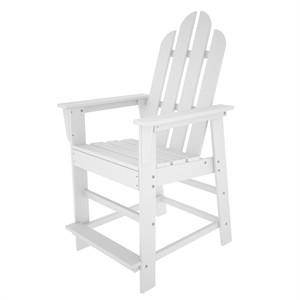 POLYWOOD ECD24 Long Island Counter Chair