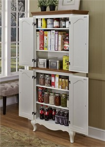French Countryside Tall Kitchen Pantry
