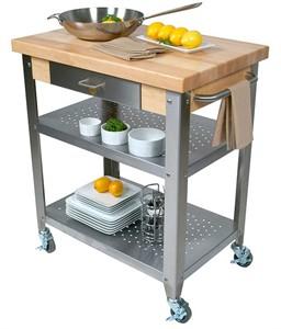 John Boos CUCE Cucina Elegante Kitchen Cart