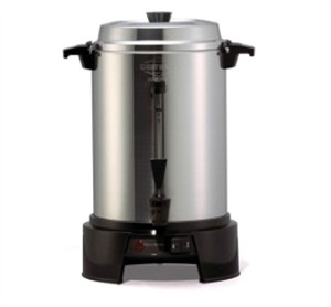 West Bend 13500 - 55 Cup Commercial Coffee Urn