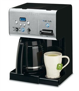 Cuisinart CHW-12 Coffeemaker with Hot Water System