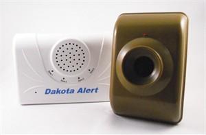 Dakota Alert DCMA-2500 Wireless Driveway Motion Detector