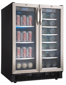 Danby DBC2760BLS built in beverage center