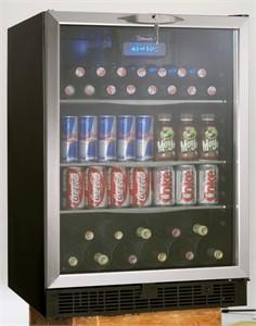 Danby DBC514BLS beverage center